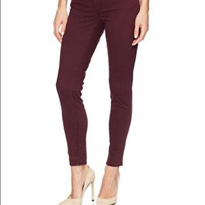 "Levi's ""On The Move"" Skinny Jean Soft Malbec, 28"